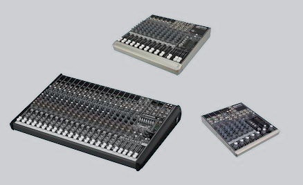Consolas de audio